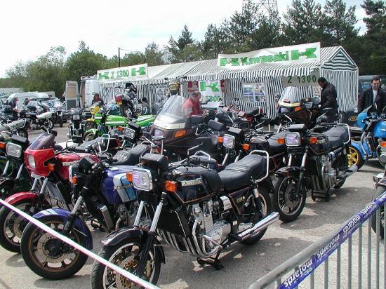Coupes Moto Légendes à Montlhéry