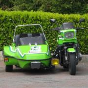 du vert Kawa partout !!!