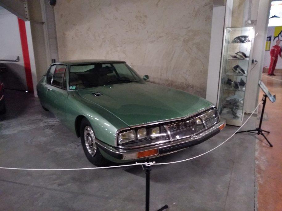 Maserati SM